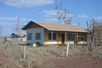 The Abandoned Blue Asbestos Mining Town Of WittenoomPilbara Western Australia