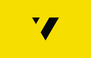 Initial based clean and minimal V Logo V letter creative fonts monogram icon symbol. Universal elegant luxury alphabet vector design
