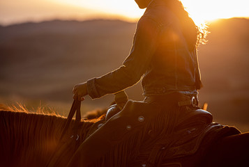Wyoming Cowgirl