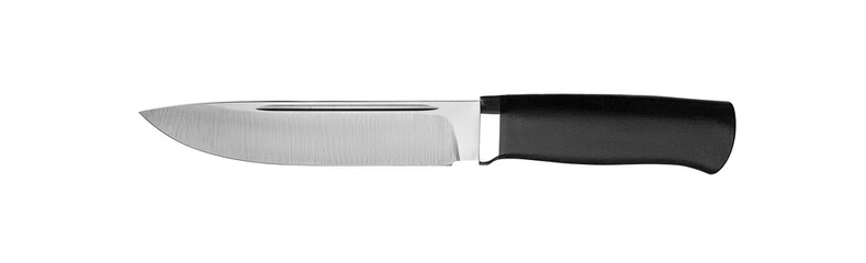 A reliable knife for hunting self-defense.