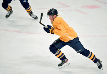 Buffalo Sabres Opening Practice Session