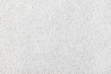 White canvas texture. Bright fabric material background.