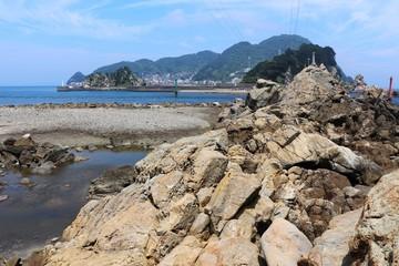 保戸島の風景