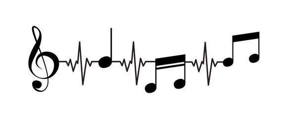 Heartbeat Music stock photos and royalty-free images, vectors and ...