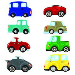 illustration car vector design