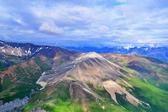Wrangell - St. Elias National park , Alaska