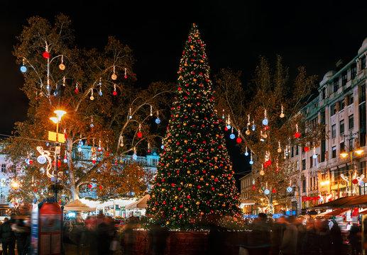 Christmas market  -Budapest - Hungary