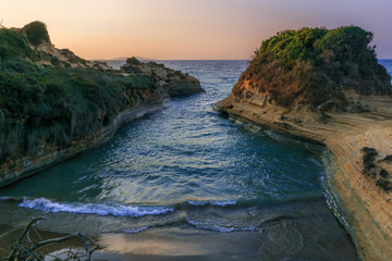 Canal d'Amour - Corfu - Greece