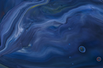 Abstract background of acrylic paints