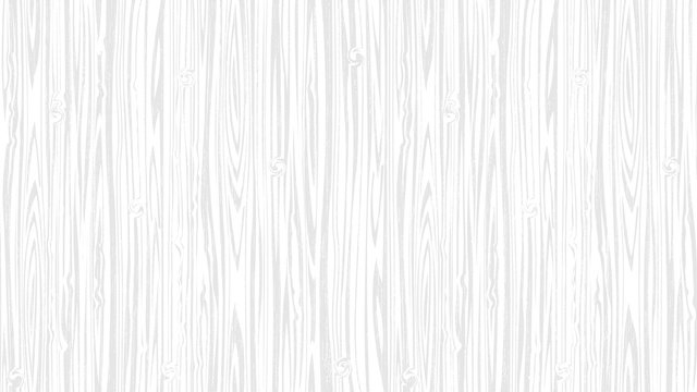 Wooden white soft  surface background, vector plank wood texture