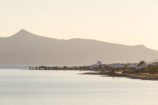 Skala village, Agistri.