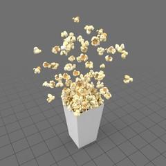 Movie popcorn box 1