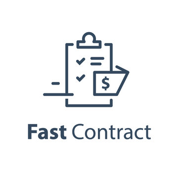 Fast document registration, contract creation, financial compensation claim, legal services
