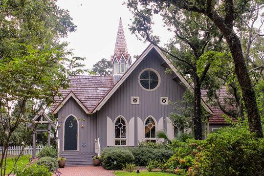 Catholic Church on Bald Head Island
