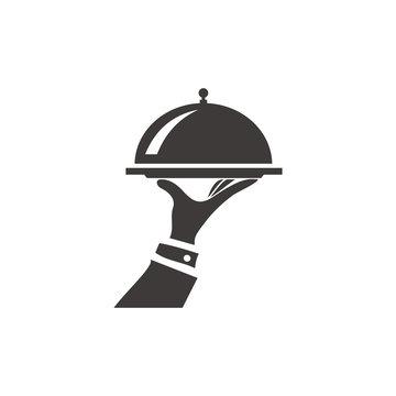 Food Service Logo, Food Service Icon