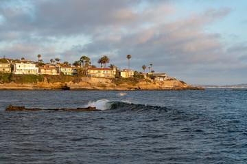 Bird Rock La Jolla, San Diego Coastline