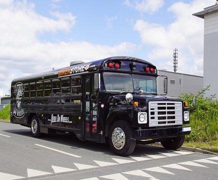 Blue Bird Bus, International in Herten