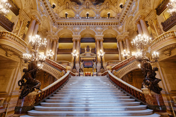 plais garnier, opera of Paris