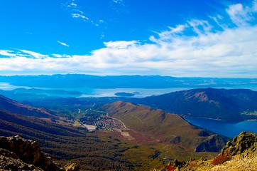 Fotobehang - Nahuel Huapi Lake - Bariloche - Argentina