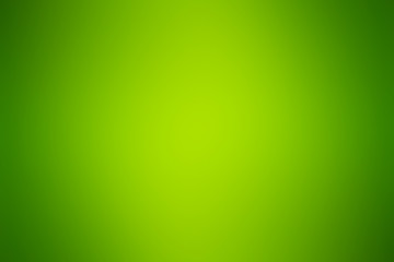 green gradient background / abstract blurry fresh green background