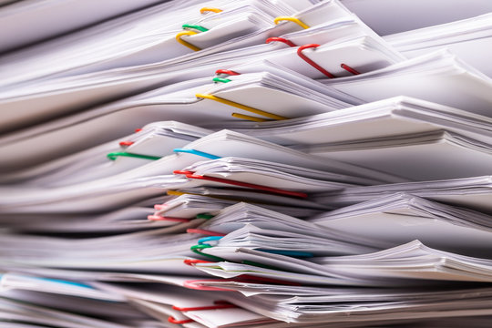 Stack overload document report paper.