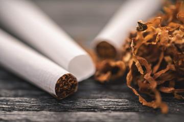 cigarettes and tobacco