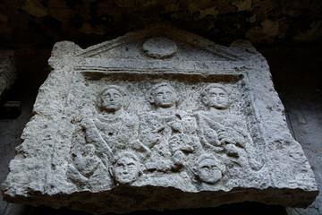 tablica rzymska pannonia; komarno Fotoväggar