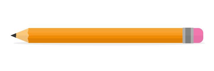 Pencil icon - vector.