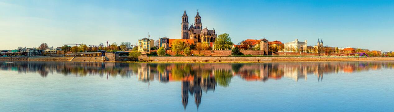 Magdeburg in Sachsen Anhalt
