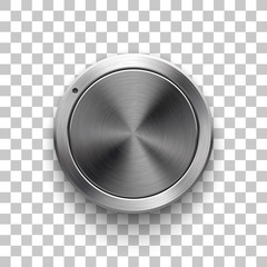 Fototapete - Abstract Technology Volume Knob