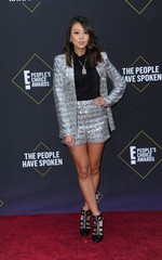 E! People's Choice Awards - Arrivals 2