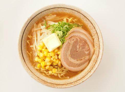 味噌ラーメン(バター風味)