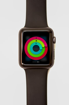 Apple Watch Activity Glance