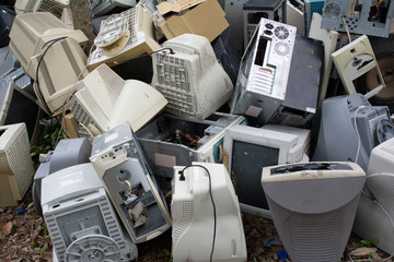 Computers waste