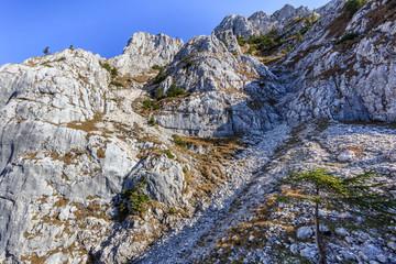 Fototapete - mountain landscape