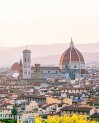 Acrylic Prints Florence Florence Duomo in Tuscany, Italy