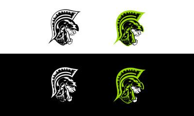 logo spartan of the strong