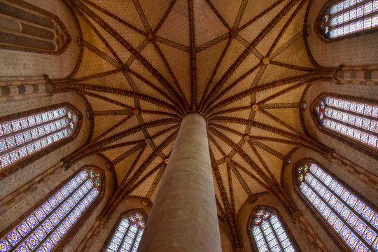 Eglise couvent des jacobins à Toulouse