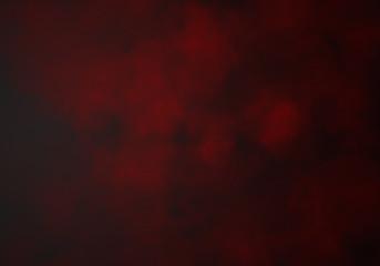 Fondo humeante de color rojo y negro.