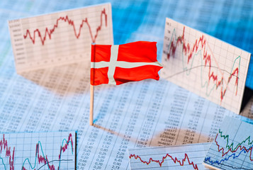 Economic development in Denmark