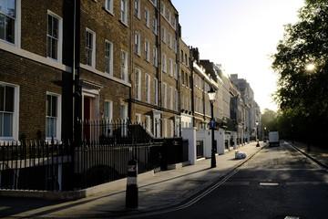 Georgian Houses on Lincoln's Inn Fields, London