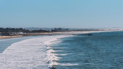 Pier von Pismo Beach in Kalifornien USA