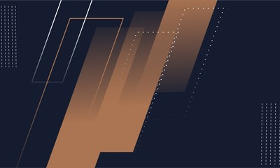 colorful minimal vector design abstract background