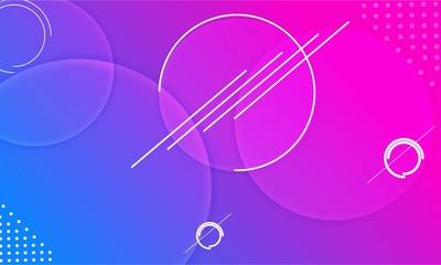 creative concept new vector abstract background