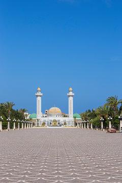 Tunisia, Monastir, Bourguiba mausoleum