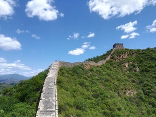 Fotobehang Chinese Muur Great Wall, Simatai, Beijing - China