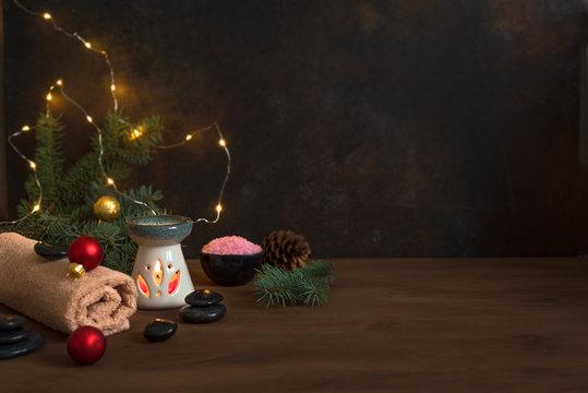 Christmas Spa Set