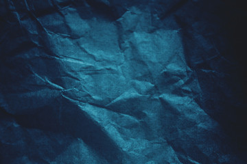 Wall Mural - Beautiful Abstract Grunge background Navy Blue Dark Paper Wall Background.