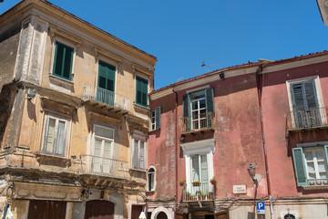 Foto op Canvas Barcelona Sant Agata De Goti, historic town in Caserta province