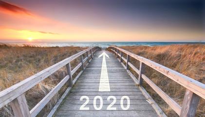 Start ins neue Jahr - 2020 beginnt